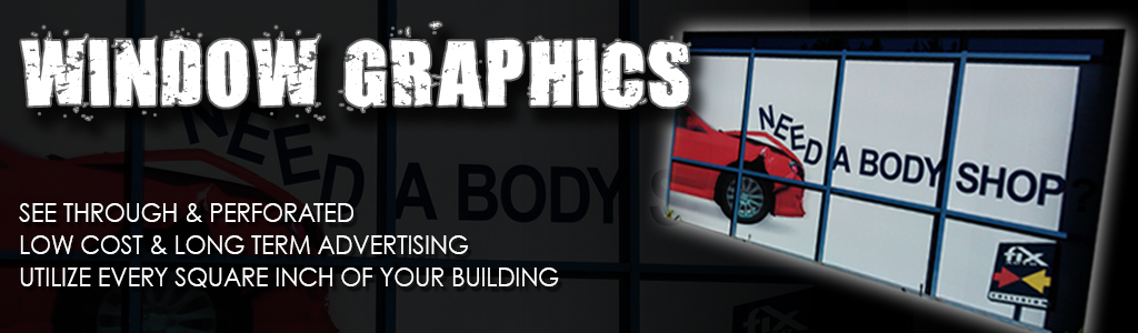 Window Graphics Orange County